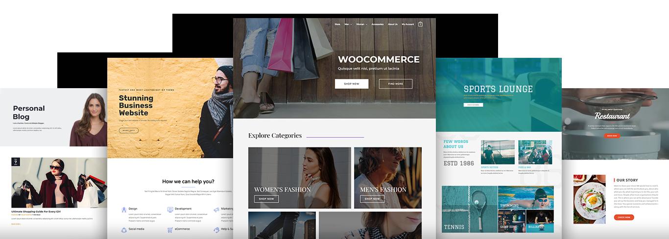 Westminster Web Design Portfolio